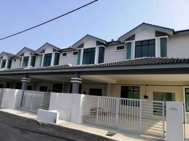 [NEW Double Storey Terrace] Near Kuantan Town CCC 2019 ready