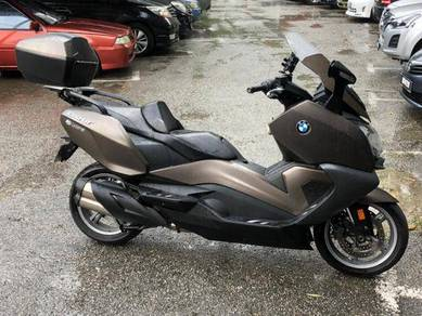 BMW C650GT for sale from private owner