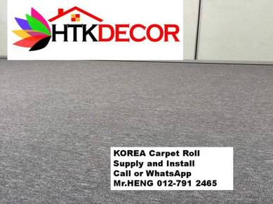 Quality and Economy in Office Carpet Roll 131BL