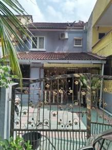 Bukit permai 2 double storey terrace(renovated+below market)