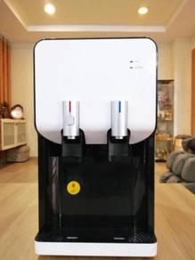 F 520 Panas dan sejuk compressor dispenser