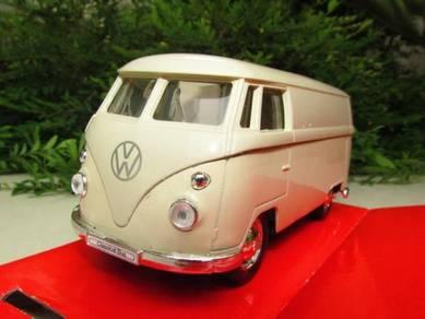 Welly 11cm VW Volkswagen T1 SAMBA Bus 1963