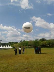 Profesional Helium Gas - 10 feet Balloon