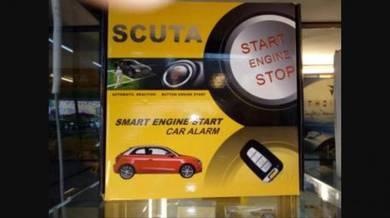 Toyota alphard 03 alarm push button like vellfire