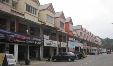 SHOPLOT Wisma Kosmopleks, Bandar Baru Salak Tinggi
