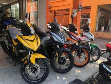 Y15ZR Y15 VF3 185 RS150R RS150 RFS150i
