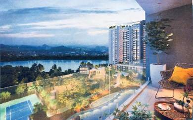 0% DP, Tasik Residency, Lakefront Condo, Taman Putra Prima, Sky Condo
