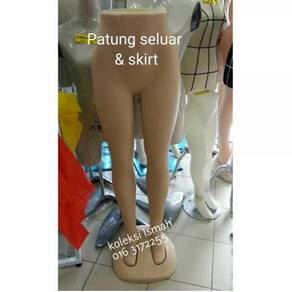Mannequin display seluar