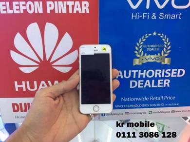 Iphone 5s 16gb fullset used.set