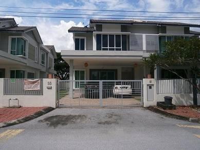 Double Storey Semi D Parklane Bandar Baru Sri Klebang