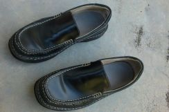 Jeep leather shoes