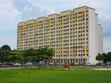[PRICE DOWN] No Agent Fee. Palm Court Blok C Tanjung Tokong. Low Floor