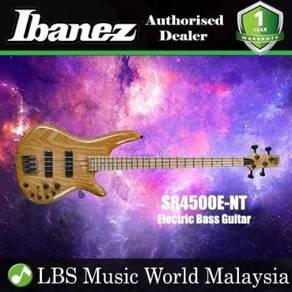 Ibanez SR4500E-NT 4 String El;Ectric Bass Guitar
