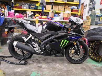 New-Yamaha YZF-R15 Monster !!!