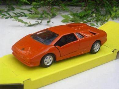 Maisto (11cm) Lamborghini Diablo Orange Super Car