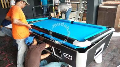 Pool Table/ Snooker Sales & Maintenance Services