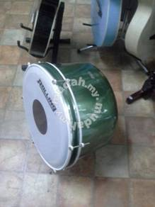 Rolling Hadrah Bass 16 ''