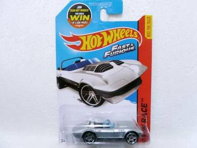 Hotwheels Fast & Furious Corvette Grand Sport