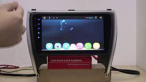 Toyota camry 2015 10* android car player