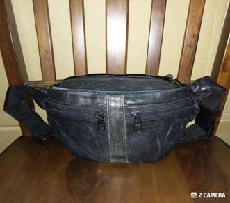 Waist Bag Leather Unbrand