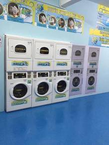 Self Laundy Machine & Dryer