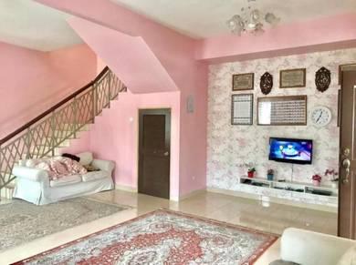 2 storey, Corner Lot, Puncak Saujana, Kajang, MURAH, Mampu milik