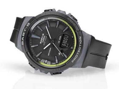 Watch- Casio BABY G STEP TRACK BGS100-1 -ORIGINAL