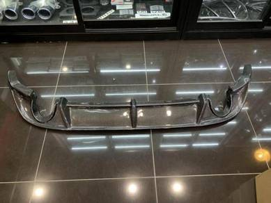 Vw golf mk7.5 Revozport front lip MK7 carbon lip