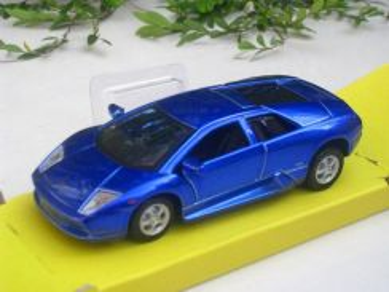 Maisto (11cm) Lamborghini Murcielago (Glassy Blue)