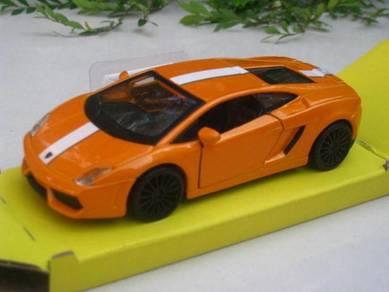 Maisto (11cm) Lamborghini Gallardo LP 550-2 Orange