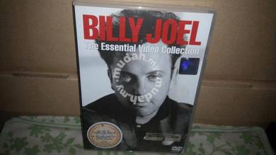 DVD Billy Joel - The Essential Video Collection