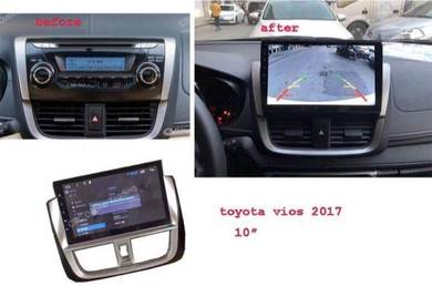 Toyota vios 2018 10* android car player max