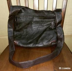 Cross Body Bag Leather Del Mattino