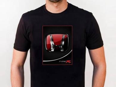 Tshirt Baju HONDA H3 TSV Siap Pos Laju