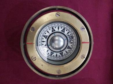 Antique Marine Compass