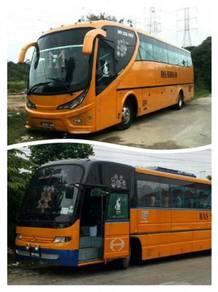 Perkhidmatan Sewa Bas / Bus Rental