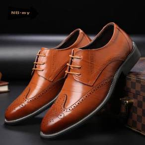 EXTRA SIZE Fashion Classic Brogue leather shoes