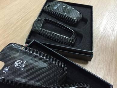 BMW F10 F20 F30 F32 Dry Carbon Key Holder Cover