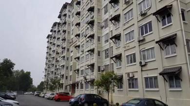 Baiduri court apartment bukit Puchong