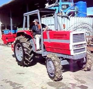 Japan Imported Recon Mitsubishi Farm Tractor