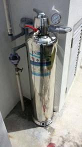 X16-DA Stainless Steel (US) Outdoor Water Filter