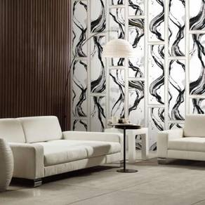 Beautiful In Wall paper with Installation.t578