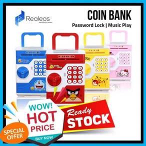 Tabung duit / musical coin bank 10