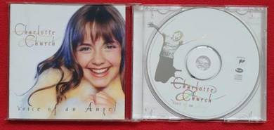 Charlotte Church VOICE OF AN ANGEL cd