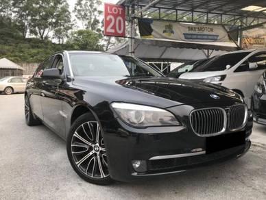 Used BMW 740Li for sale