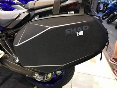 Shad E48 Side Saddle Bag ~ Kawasaki Z900 Abs