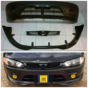 BARU Bumper Depan Wira Special Edition