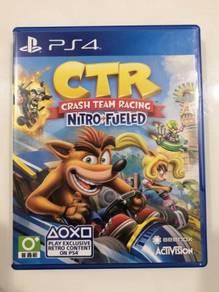 PS4 CTR Crash Team Racing Nitro-Fueled