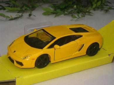 Maisto (11cm) Lamborghini Gallardo LP 560-4 Yellow