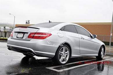 Mercedes W207 E-Coupe Carbon Fiber Spoiler UPGRADE